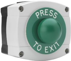 DEFENDER SECURITY DEF-0657-GB-PTE  Press To Exit Switch Ip66